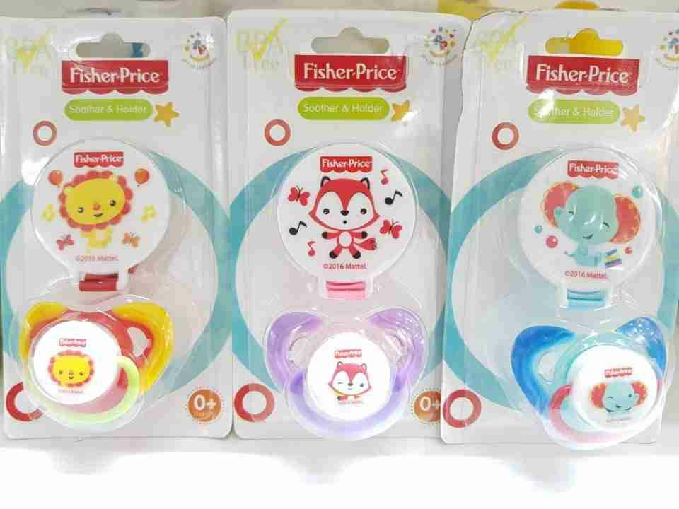 Ty ngậm dây đeo fisher Price